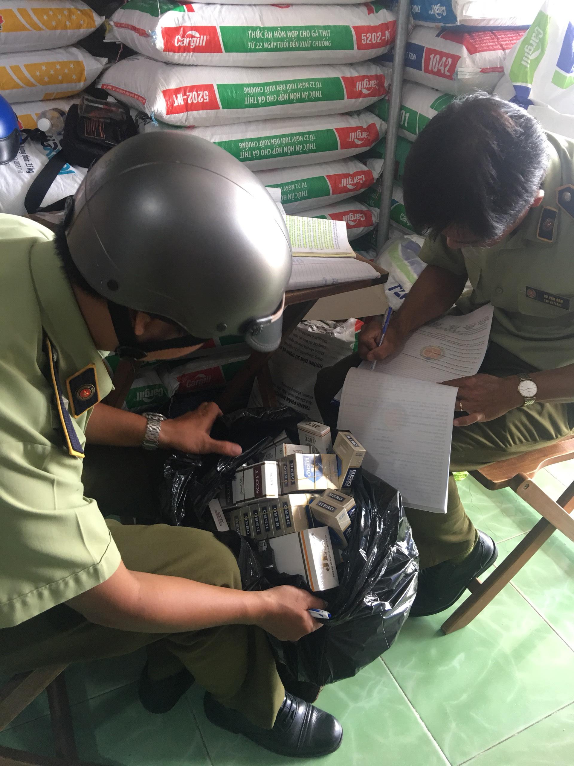 Đội QLTT số 2 thuộc Cục QLTT tỉnh Bạc Liêu đã tiến hành kiểm tra đột xuất cơ sở kinh doanh và ra quyết định xử phạt VPHC với số tiền 15.000.000 đồng